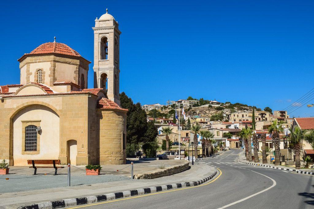 Psematismenos Village